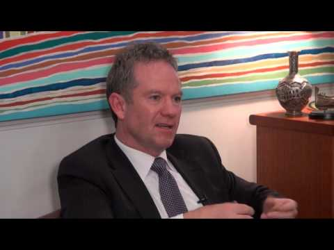 Mr Geoff Tooth, Australian High Commissioner to Kenya