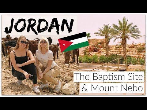 TRAVEL DIARY: THE BAPTISM SITE & MOUNT NEBO, JORDAN