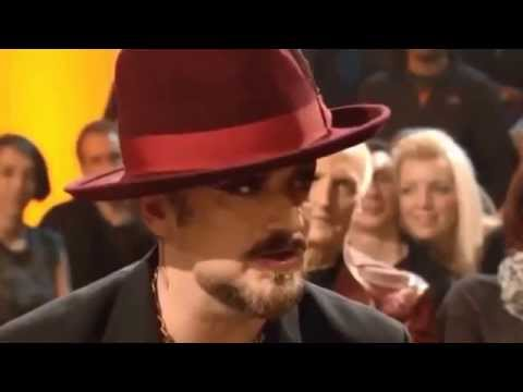 Boy George. Interview on Later with Jools Holland. 2013.