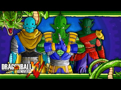 Dragonball Xenoverse  Character Builds Namekian