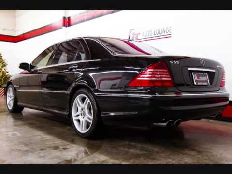 2005 mercedes benz s55 amg youtube for 2005 mercedes benz s55 amg