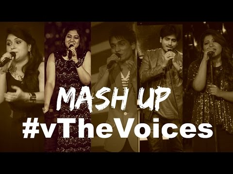 The Voice India | Mashup | #vTheVoices | Mona | Pragya | Gopal | Atith | Sana