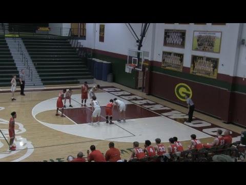 Greenwood High School vs Todd County Central High School (01-08-2019)