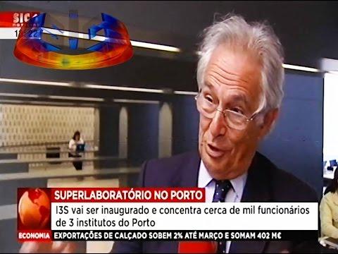 Inauguração do superlaboratório da U.Porto