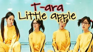 T-ARA ft Chopsticks Brothers- Little apple [Sub. Esp + Rom + Han]