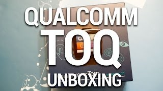 Qualcomm Toq unboxing