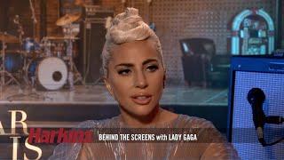 Lady Gaga and Bradley Cooper talk to Harkins Behind the Screens