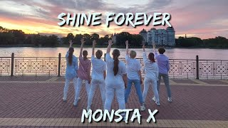 MONSTA X (몬스타엑스) - SHINE FOREVER Dance Cover by July Dance F…