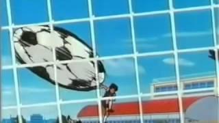 Kapitan Tsubasa - odcinek11! (Nieoczekiwany Konkurent)