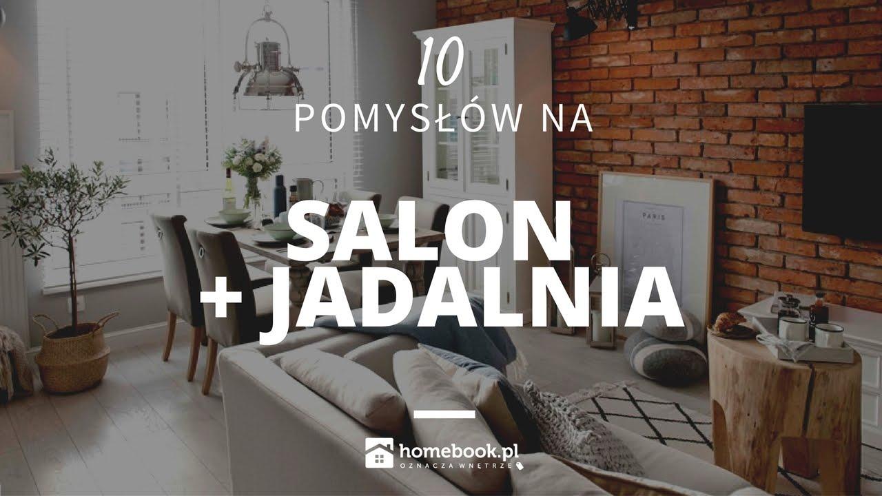 Jak Urządzić Salon Z Jadalnią 10 Pomysłów Projekty Inspiracje