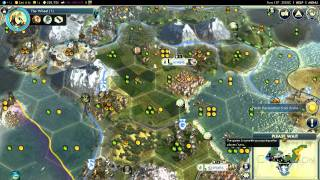- Civilization V - Alexander of Greece (Episode 1 Part 6) - (Not) Yet Another Giant Earth Map Pack -