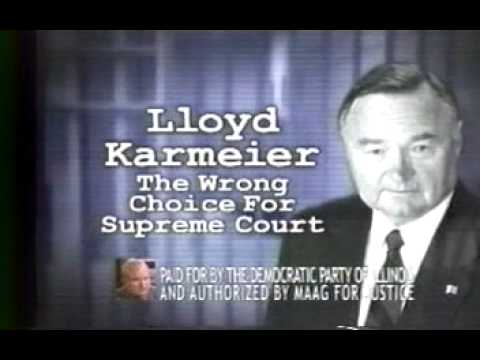 2000-2006 Selected State Supreme Court Ads