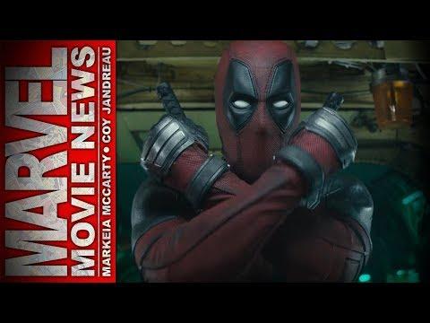 New Deadpool 2 Trailer #2, Captain Marvel Begins Production, & More! | Marvel Movie News Ep 173
