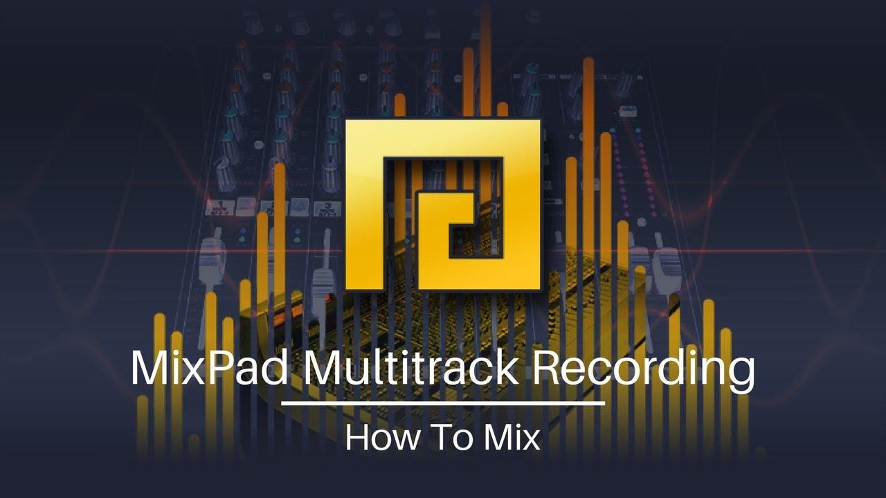 MixPad Pro 7.22 Crack 2021 [MAC-Win] Torrent Free Registration Code