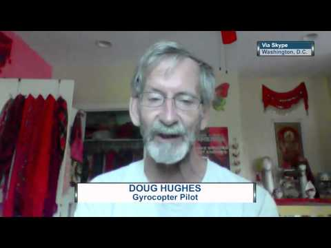The Hard Line | Doug Hughes discusses what he calls his freedom flight
