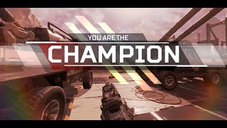 You are the Champion!? | Apex Legends #4