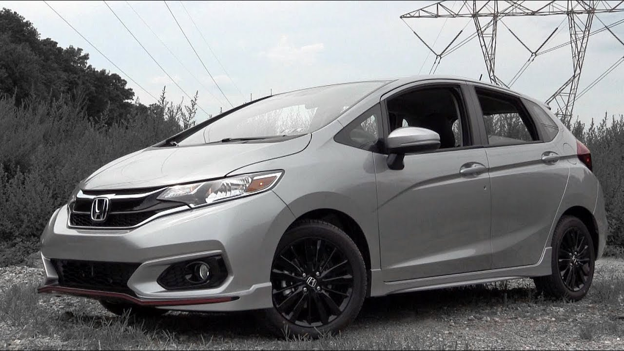 Honda Fit Review YouTube - 2018 honda fit ex invoice price