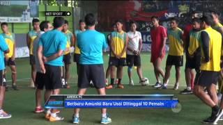 Arema FC Buru Pemain Baru Jelang Kompetisi Sepak Bola Indonesia