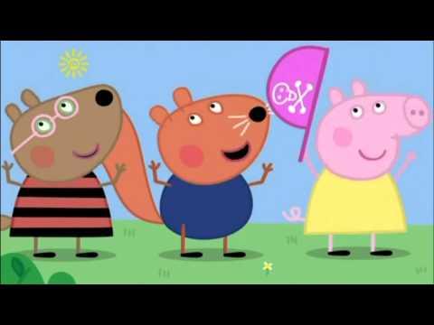 Peppa Pig Listens To Uptown Funk