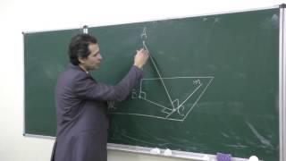 Теорема о трех перпендикулярах. Теория.