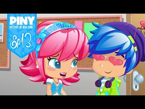 PINY Institute of New York - La Gazette (S1 - EP13) 🌟❤🌟 Dessins Animés