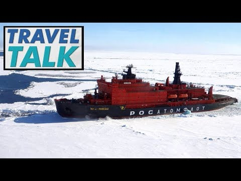 Radio Interview - Travel to North Korea & North Pole