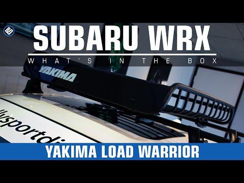 Yakima LoadWarrior Install/Review