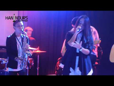 HANIN DHIYA - CLOSER (LIVE IN CONCERT SURABAYA)