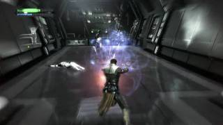 Star Wars Force Unleashed Ultimate Sith Edition- PC version gameplay & mini review (1280 x 720)