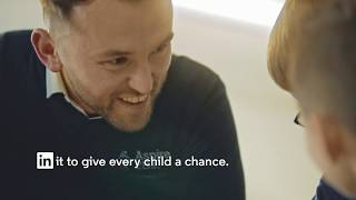 In It To Give Every Child A Chance – Ryan Evans | ...
