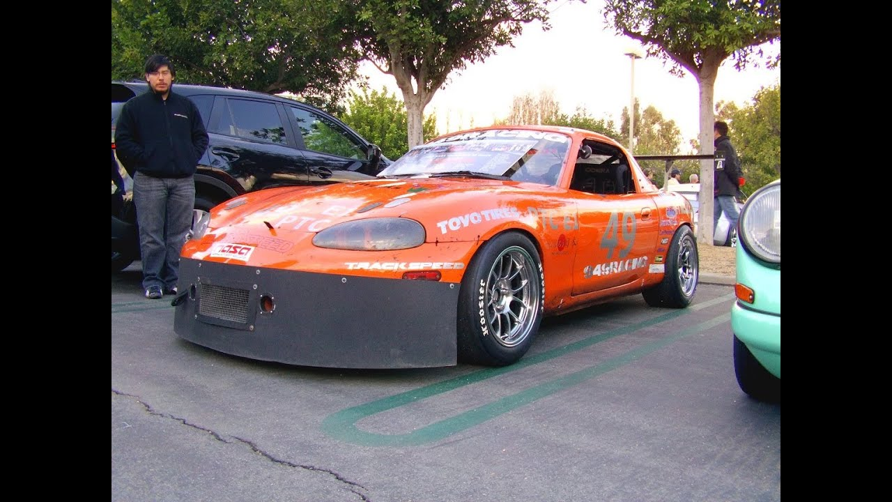Any aerodynamic tips for the front tires? : Miata