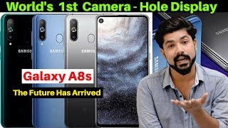 Samsung Galaxy A8s | Galaxy A8s Specification Review | World