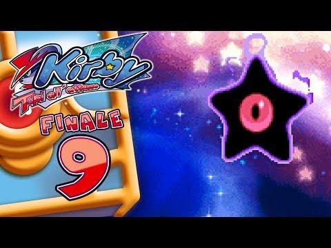 Kirby Topi all'Attacco Re ITA [Parte 9 - BOSS FINALE - Dark Nebula]