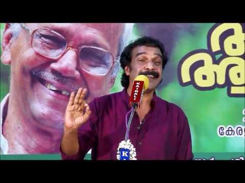 Jayaraj Warriyar Mimicry show - part-1