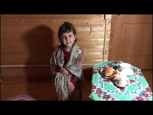 Изображение предпросмотра прочтения – АринаМиронова читает произведение «Бабушкины сказки» С.А.Есенина