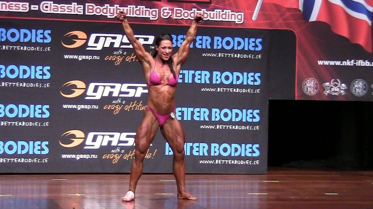 NM2012 Bodybuilding & Fitness 2012 | Marthe Sundby - YouTube