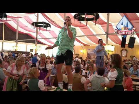 Party mit den Lechis - Fuldaer Wiesn 2016