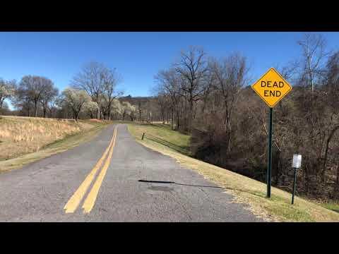 E-bike Ride Around Little Rocks' River Trail