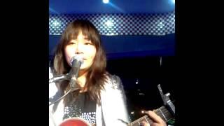 숨어우는 바람소리-통기타 라이브가수 김혜진