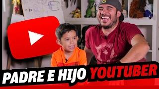Tag del Hijo de un youtuber ft. @LobitoLuka