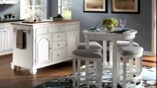 Broyhill Mirren Harbor Dining Room Tour
