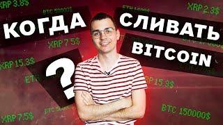 ПО КАКОЙ ЦЕНЕ Я БУДУ ПРОДАВАТЬ Bitcoin, Ethereum, Ripple?