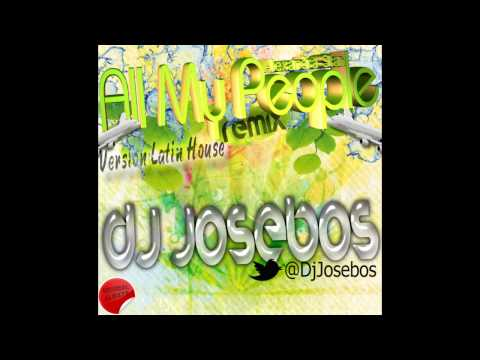 Alexandra Stan & Dj Josebos - All My People (Latin House Version)