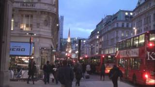 OXFORD CIRCUS in London