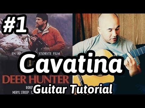Cavatina | Classical Guitar Tutorial#1 (of 3) | NBN Guitar