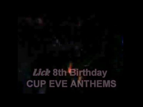 King Karim @ Lick's 8th Birthday Cup Eve Trance An...