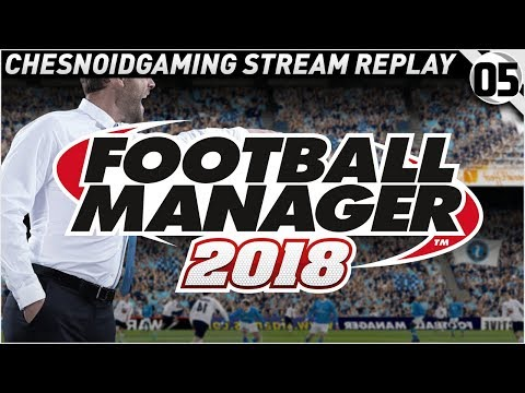 Football Manager 2018 Ep5 - FIRST NEW SIGNING & SUPER SUB!!