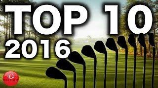 TOP 10 IRONS 2016
