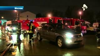 Подробности пожара в швейном цехе в Москве, в котором заживо сгорели 12 человек