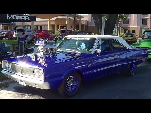 1967 Dodge Coro 496 HEMI 1100 HP Street Car